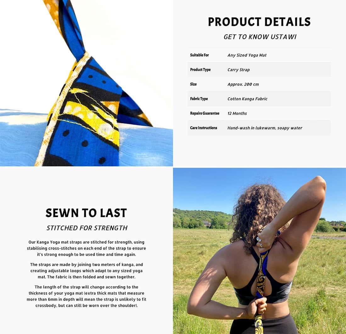 Kanga Yoga - Product Page Details
