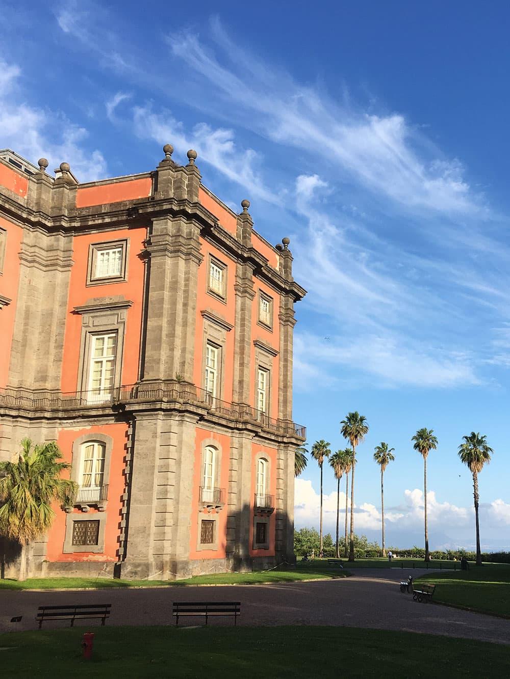 Capodimonte Museum & Royal Park in Naples