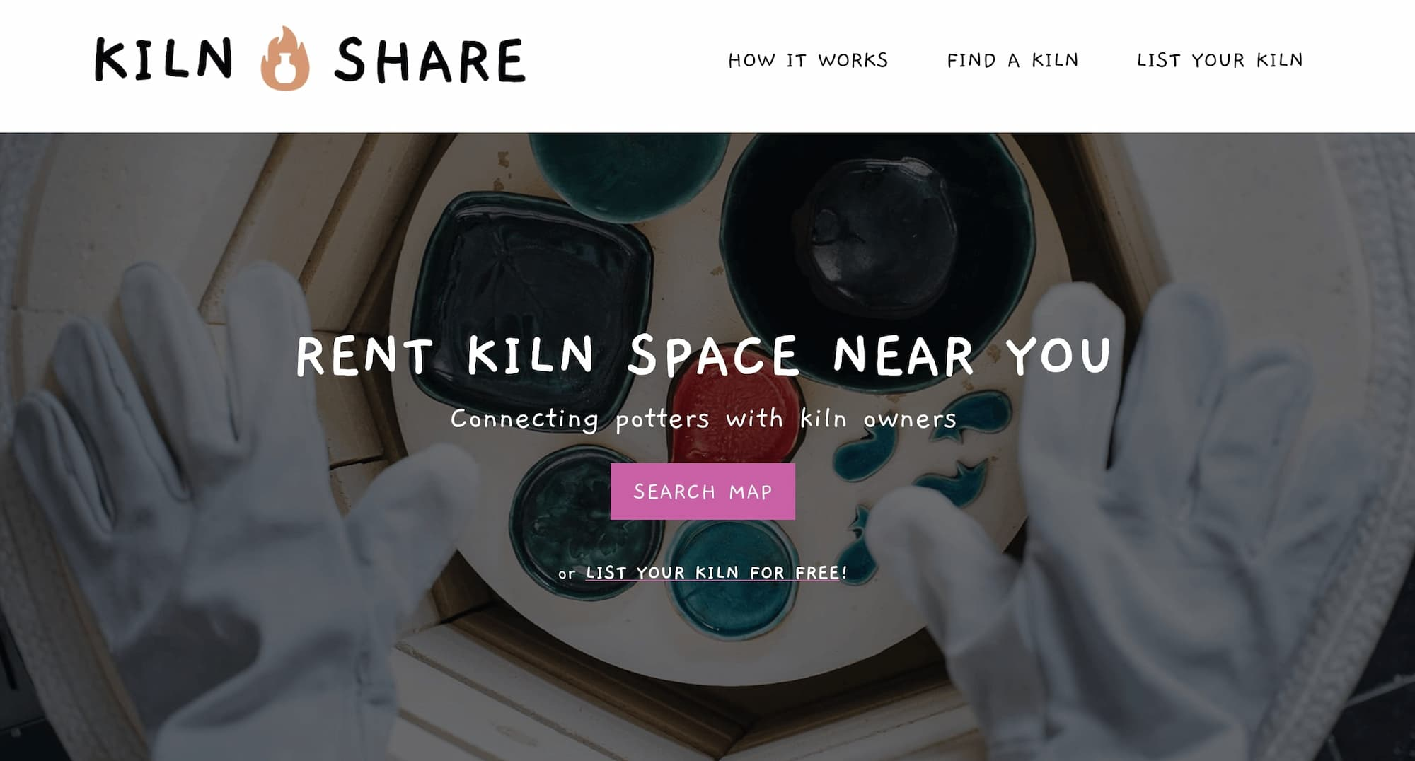 Kiln Share project